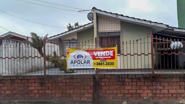 Casa à venda com 3 dormitórios em Atuba, Pinhais cod:152900 - Foto 13