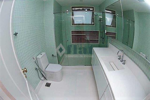 Apartamento à venda com 5 dormitórios em Barra da tijuca, Rio de janeiro cod:FLAP50004 - Foto 20