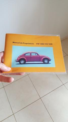 Vendo/Troco VW Fusca 1.300 - Ano 1973 de Colecionador - Foto 6