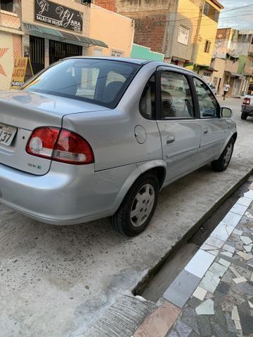Classic 2012/2013 completo ipva19 pago nada pra fazer Analiso troca - Foto 4