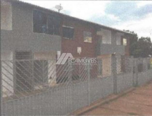 Apartamento à venda com 2 dormitórios em Parque napolis a, Cidade ocidental cod:350827 - Foto 2