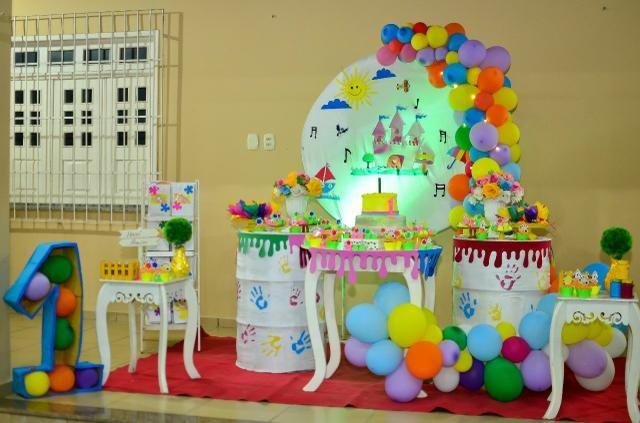 Decorações de aniversários - Foto 2