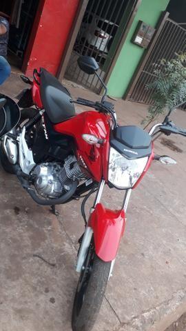 Moto cg 160 2018/2019