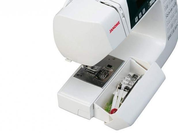 Máquina de costura Janome - Foto 2