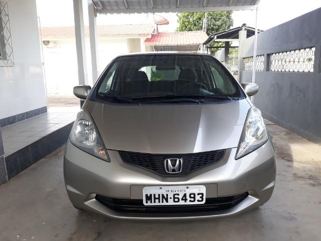 Honda Fit LX 1.4 Flex 2010 câmbio manual- valor R$ 27.900,00 - Foto 5