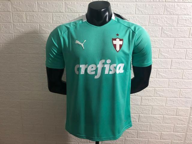 Camisa Palmeiras lançamento 2019 TAM M e G