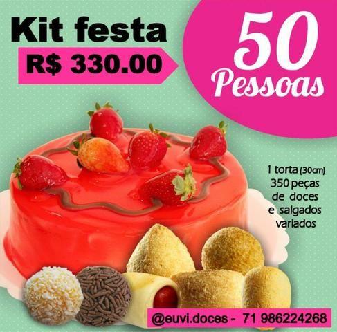 Kit Festas - Foto 5