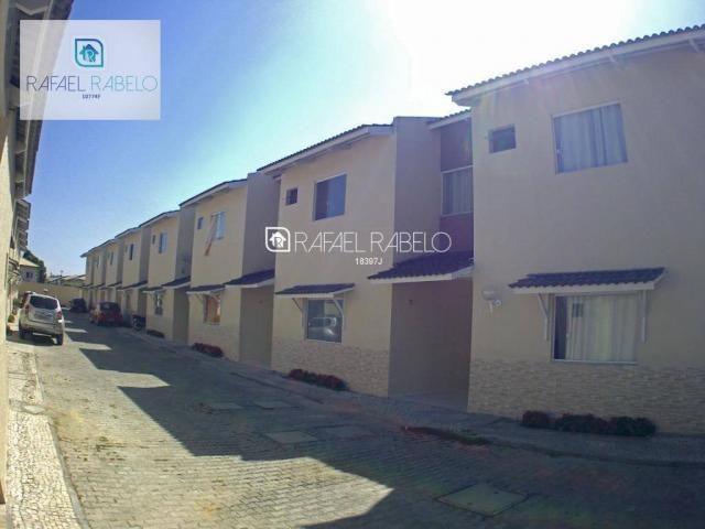Casa duplex em condomínio no Eusébio - Foto 5