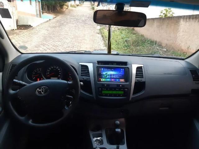 Toyota Hilux 3.0 Srv Cab. Dupla 4x4 Aut. 4p - Foto 7