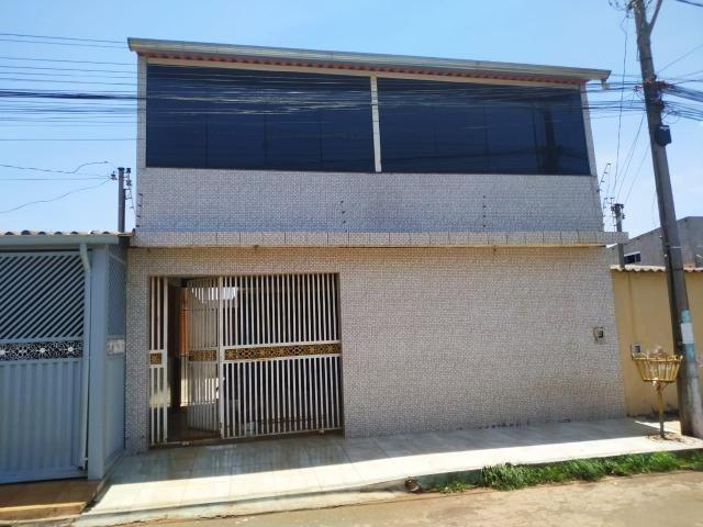Vendo casa de andar samambaia norte aceita troca ap em taguatinga - Foto 8