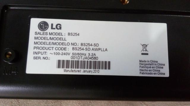 Projetor LG BS254 com 6 Meses de Garantia - Foto 4