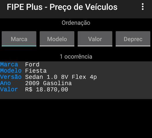 Fiesta sedan 1.0.$18.800 - Foto 5