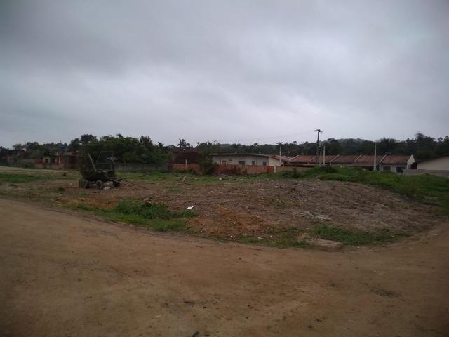 Terreno de esquina com 417 m² no Itinga -Entrada + parcelas direto c/ proprietário - Foto 2