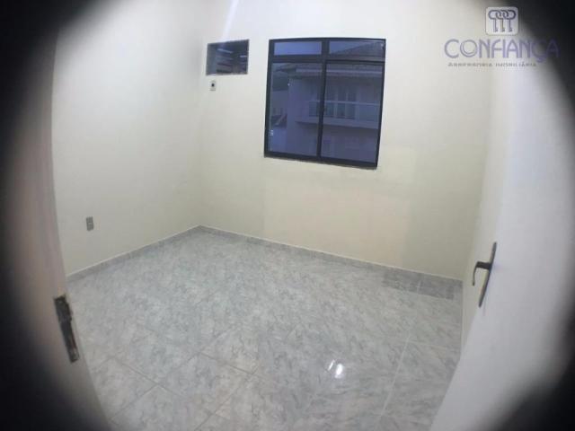 Apartamento com 2 dormitórios para alugar, 58 m² por R$ 1.000,00/mês - Conceição de Jacare - Foto 7