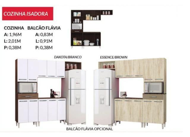 Cozinha Completa Izadora - Foto 4