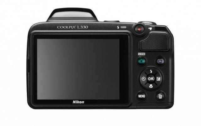 Camera Semi-Profissional Nikon L330 - Foto 2