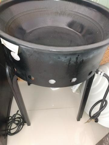 Fritadeira a gás 14 litros