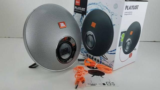 Som Play list K4+ JBL Portátil Bluetooth, Ótima Como home theater de Sua TV Também - Foto 6
