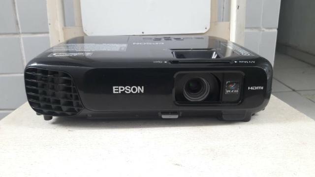 Projetor Epson S18+ com 6 Meses de Garantia - Foto 2