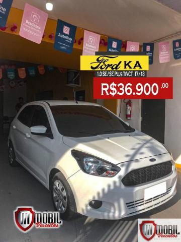 Ford KA 1.0 SE/SE Plus TiVCT Flex 5p