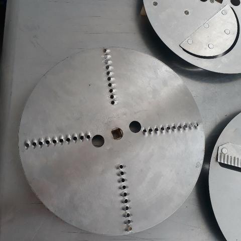 Multiprocessador de alimentos 3 discos - FC2 - Foto 6