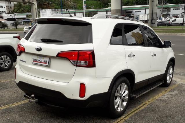 KIA SORENTO 2014/2015 2.4 16V GASOLINA EX AUTOMÁTICO - Foto 4