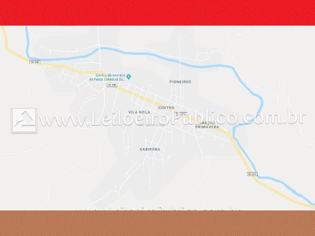 Rio Do Oeste (sc): Terreno Rural 101.343,75 M² crclk dygdr