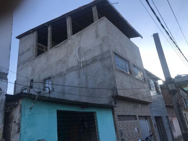 Vendo casa em linha do tiro - Foto 4