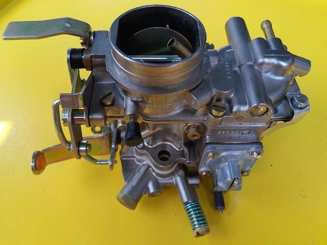 Carburador solex alcool passat/ voiage 1.5 - Foto 2