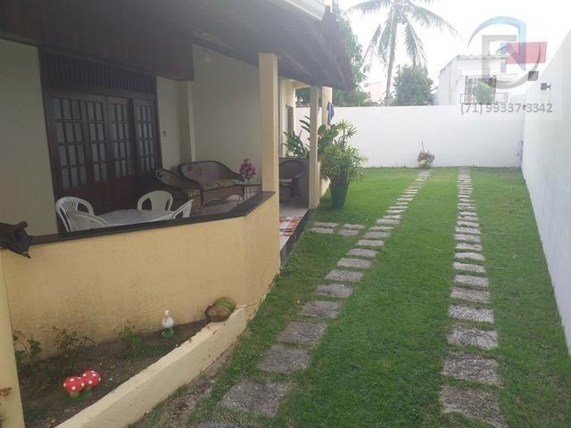 Casa para Venda em Salvador, Piatã, 5 dormitórios, 4 banheiros, 4 vagas - Foto 2