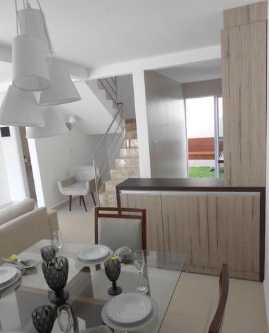 R$ 215.000 Condominio Fechado/ 2 e 3Suites/ Quintal com Churrasqueira/ Entrega em 02-2020 - Foto 6