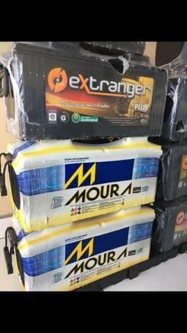 Baterias Toda Linha Completa da Moura Aproveite!!! - Foto 3