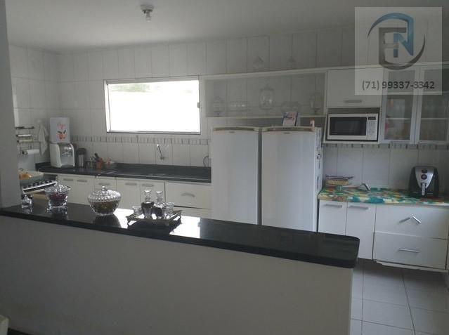 Casa para Venda em Salvador, Piatã, 5 dormitórios, 4 banheiros, 4 vagas - Foto 6