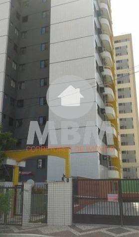 Vendo apartamento em Fortaleza no bairro de Fátima com 65 m² e 3 quartos por R$ 349.900,00