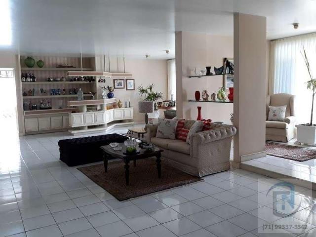 Casa em Condomínio para Venda em Salvador, Itaigara, 4 dormitórios, 3 suítes, 6 banheiros, - Foto 6