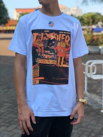Camiseta Skate - Foto 6
