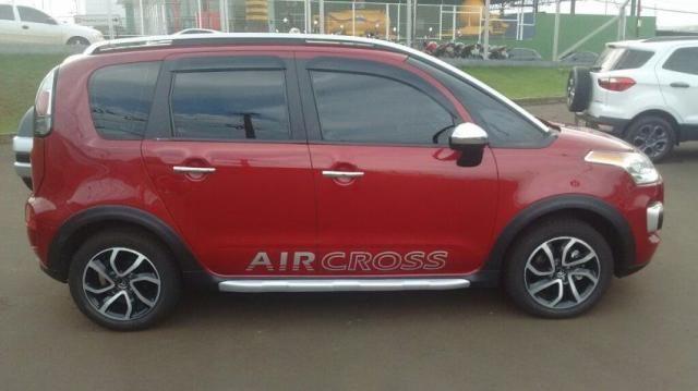 CITROEN AIRCROSS EXCLUSIVE 1.6 16V FLEXSTART Vermelho 2013/2014 - Foto 7