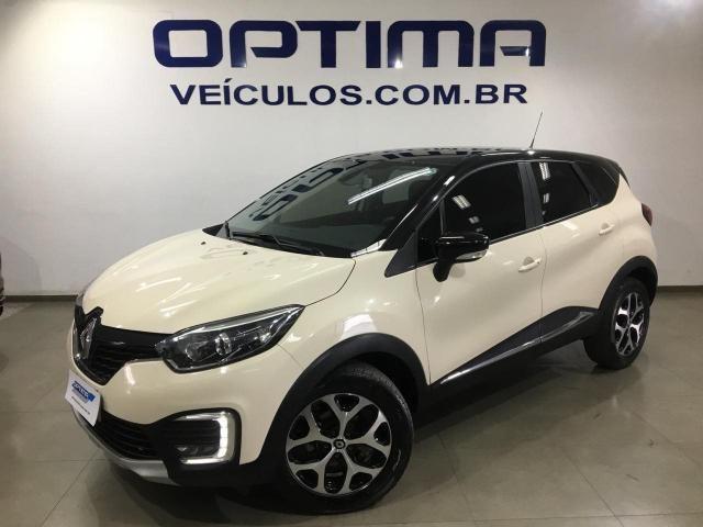 RENAULT CAPTUR 2018/2019 2.0 16V HI-FLEX INTENSE AUTOMÁTICO