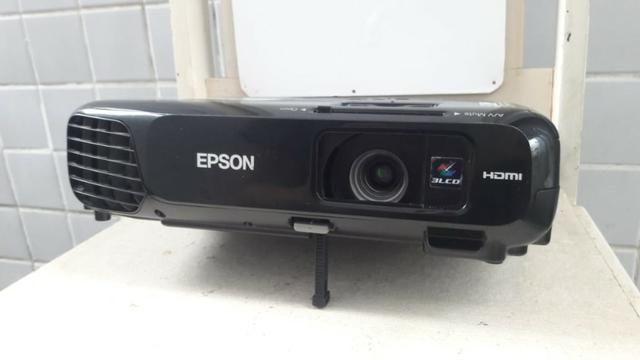 Projetor Epson S18+ com 6 Meses de Garantia