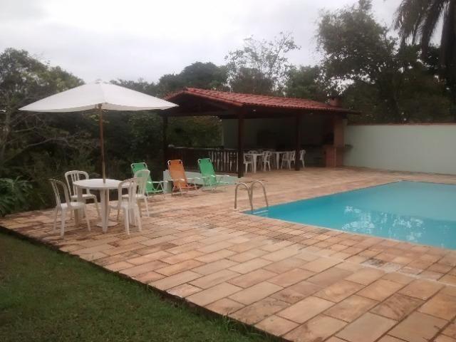Aluguel de sitio para temporada no Condomínio Nossa Fazenda - Foto 12