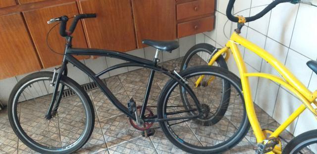 Vendo (2) duas Bicicletas - Foto 3