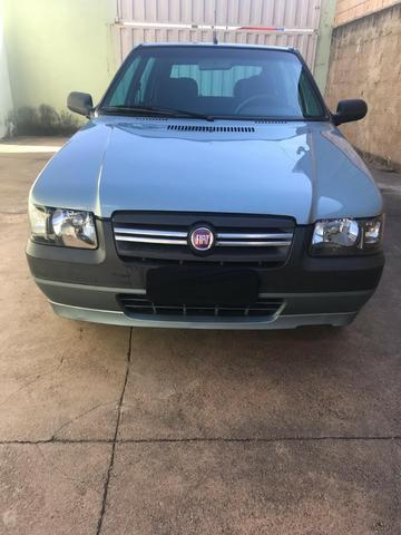 Fiat Uno Mille Way Economy 1.0 Flex 8V 4p Grazie Mille 2013 - Foto 3