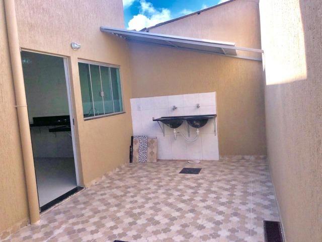 Aceito Imóvel FGTS e Financiamento, Casa Nova em Excelente Localização Sobradinho 2 - Foto 15