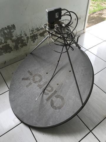 Vende-se Antena da Claro, 21 Embratel