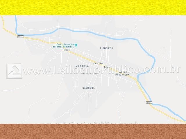 Rio Do Oeste (sc): Terreno Rural 101.343,75 M² yqcls ganhz - Foto 2