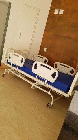 Cama hospitalar elétrica de 3 movimentos