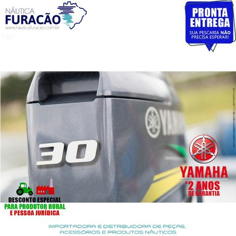 Motor de Popa Yamaha 30hp M - Foto 4