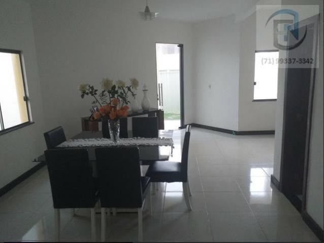 Casa para Venda em Salvador, Piatã, 5 dormitórios, 4 banheiros, 4 vagas - Foto 4