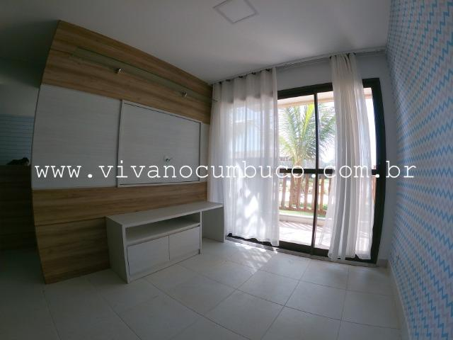 Apartamento no condomínio VG Sun Cumbuco Semi mobiliado - Foto 10