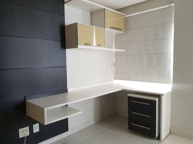 Apartamento de três quartos todos suítes em Águas Claras - Foto 9